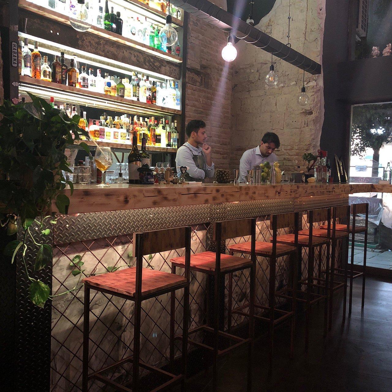 Misture Cocktail Bar, Napoli