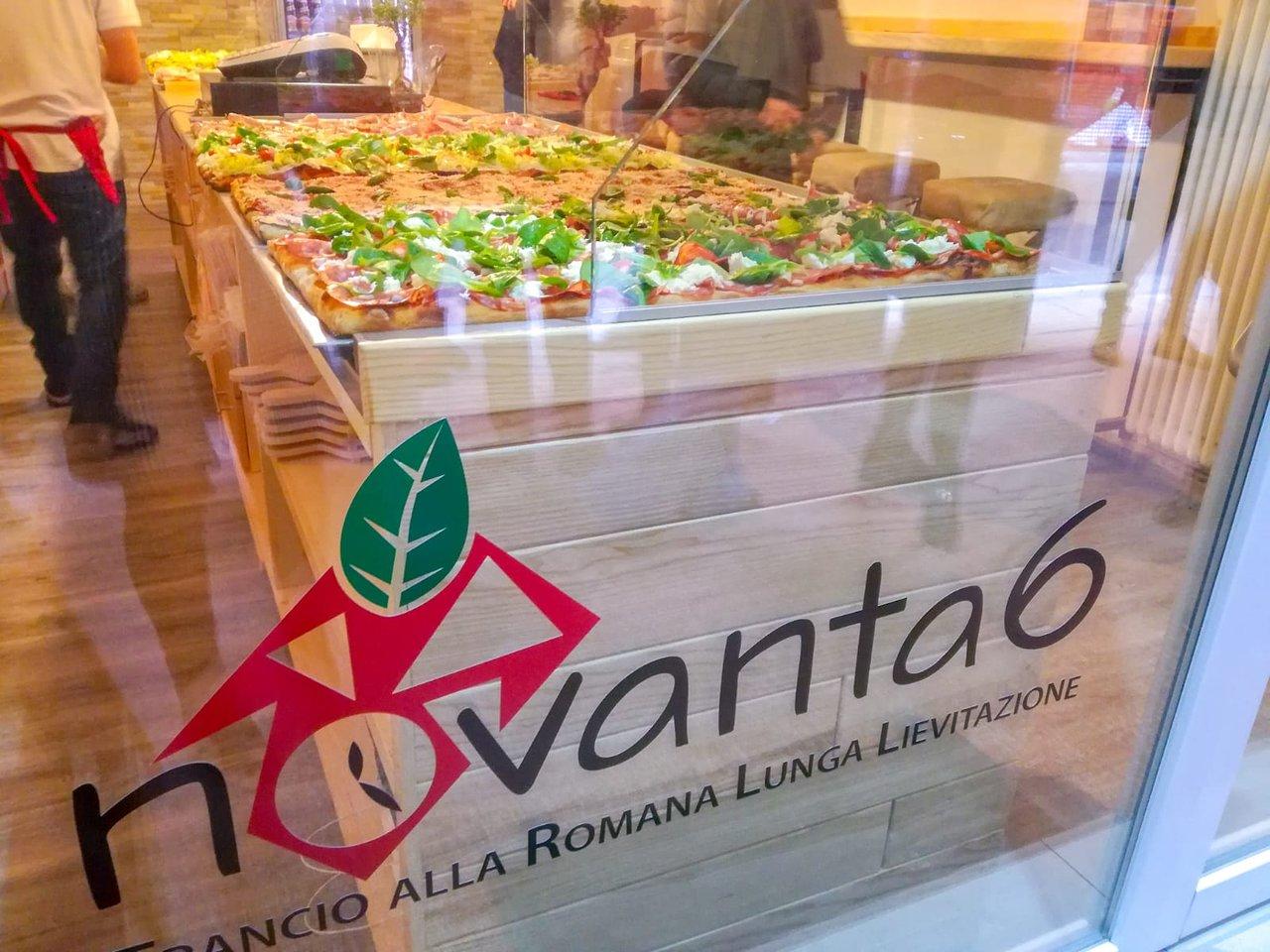 Novanta6, Bologna
