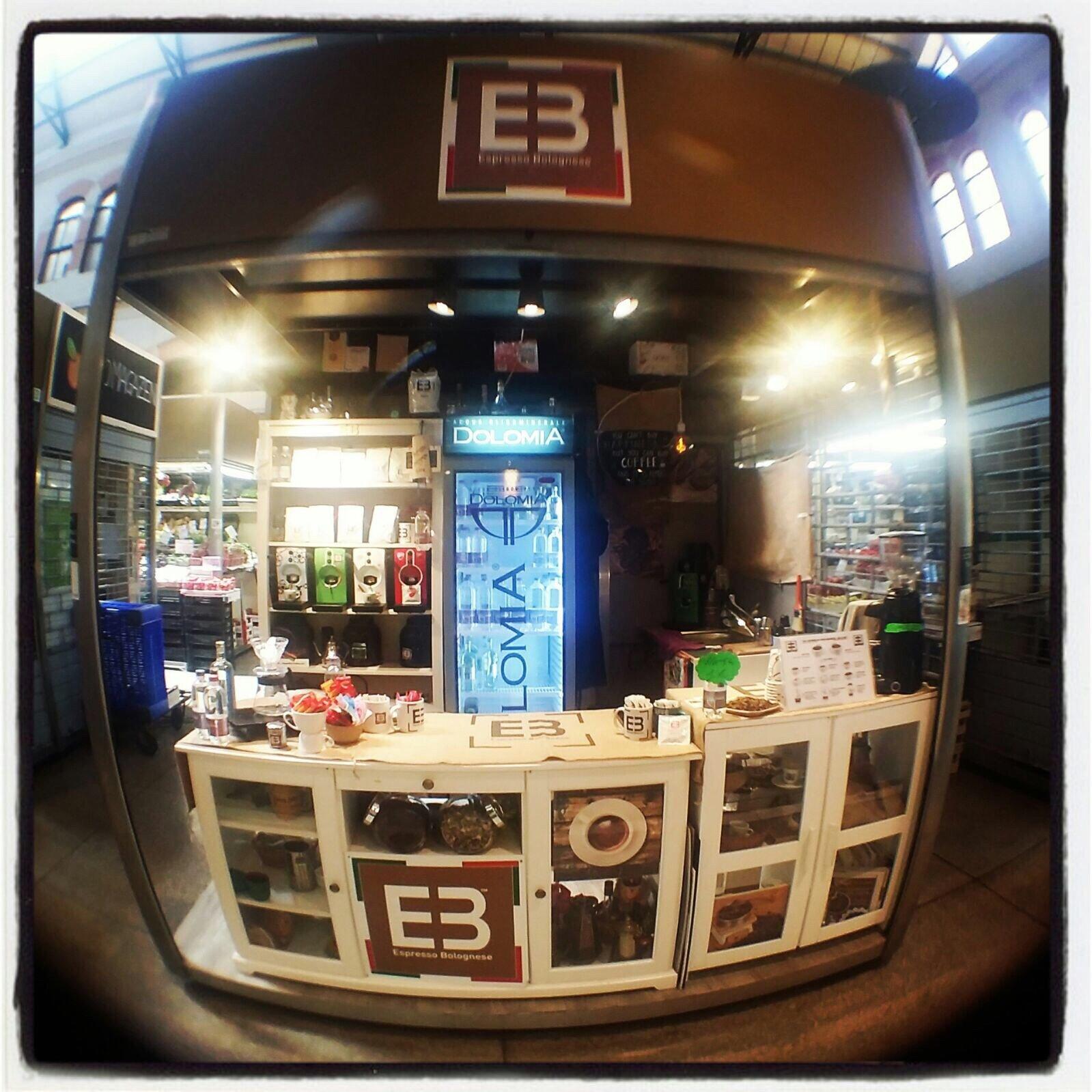 Espresso Bolognese, Bologna
