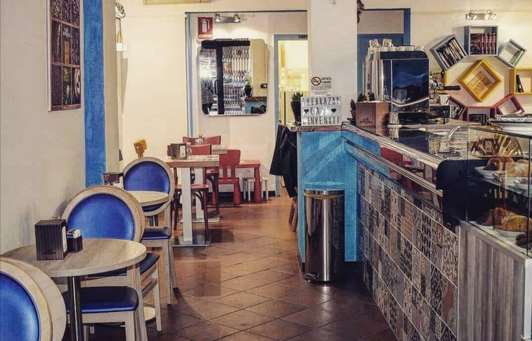 Shehrazad Café, Bologna