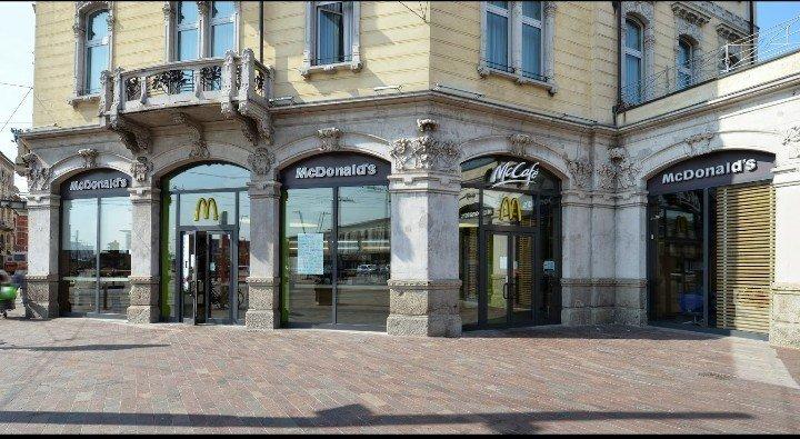 Mcdonald's, Padova