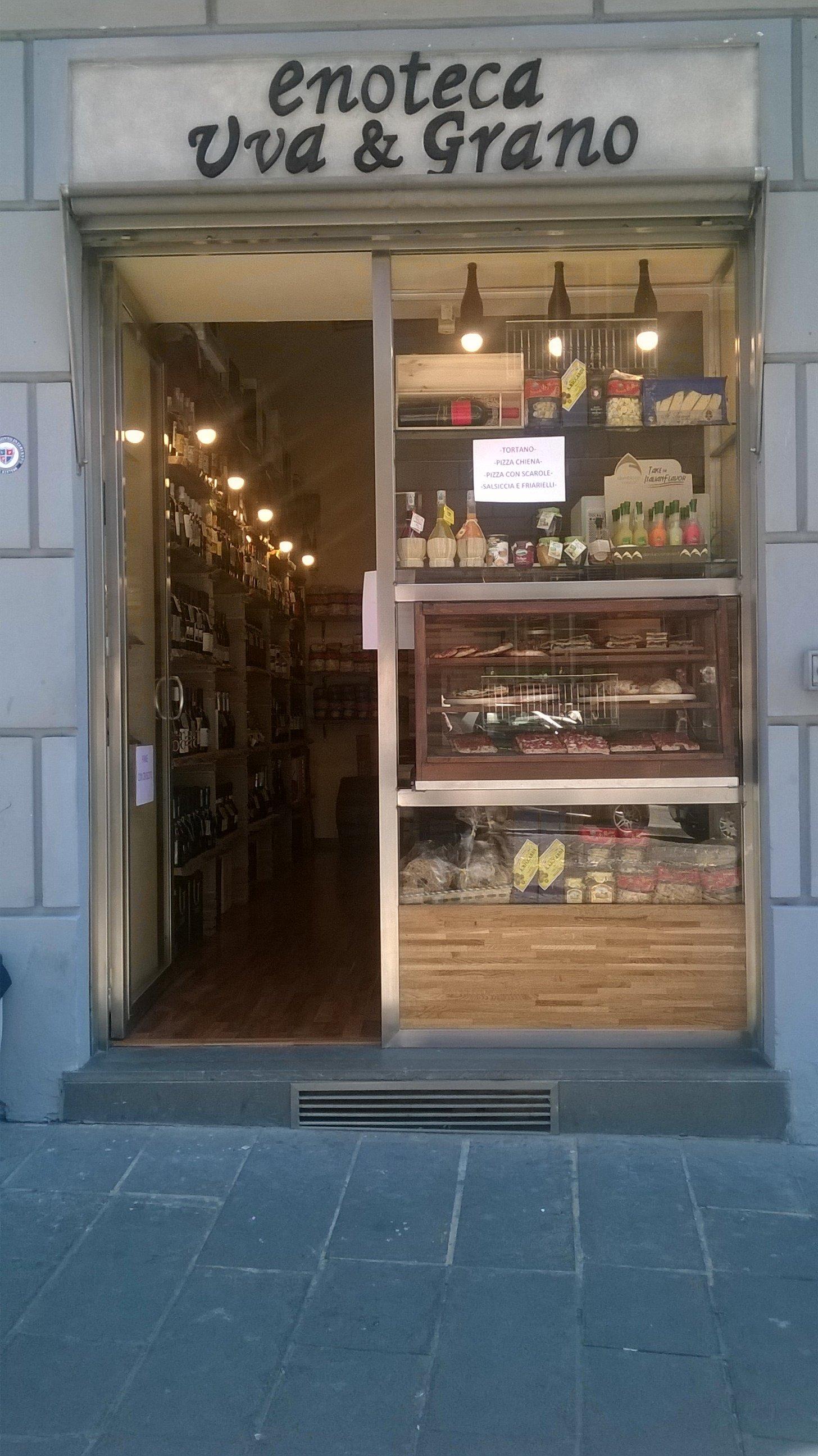 Enoteca Uva & Grano Pessina, Napoli