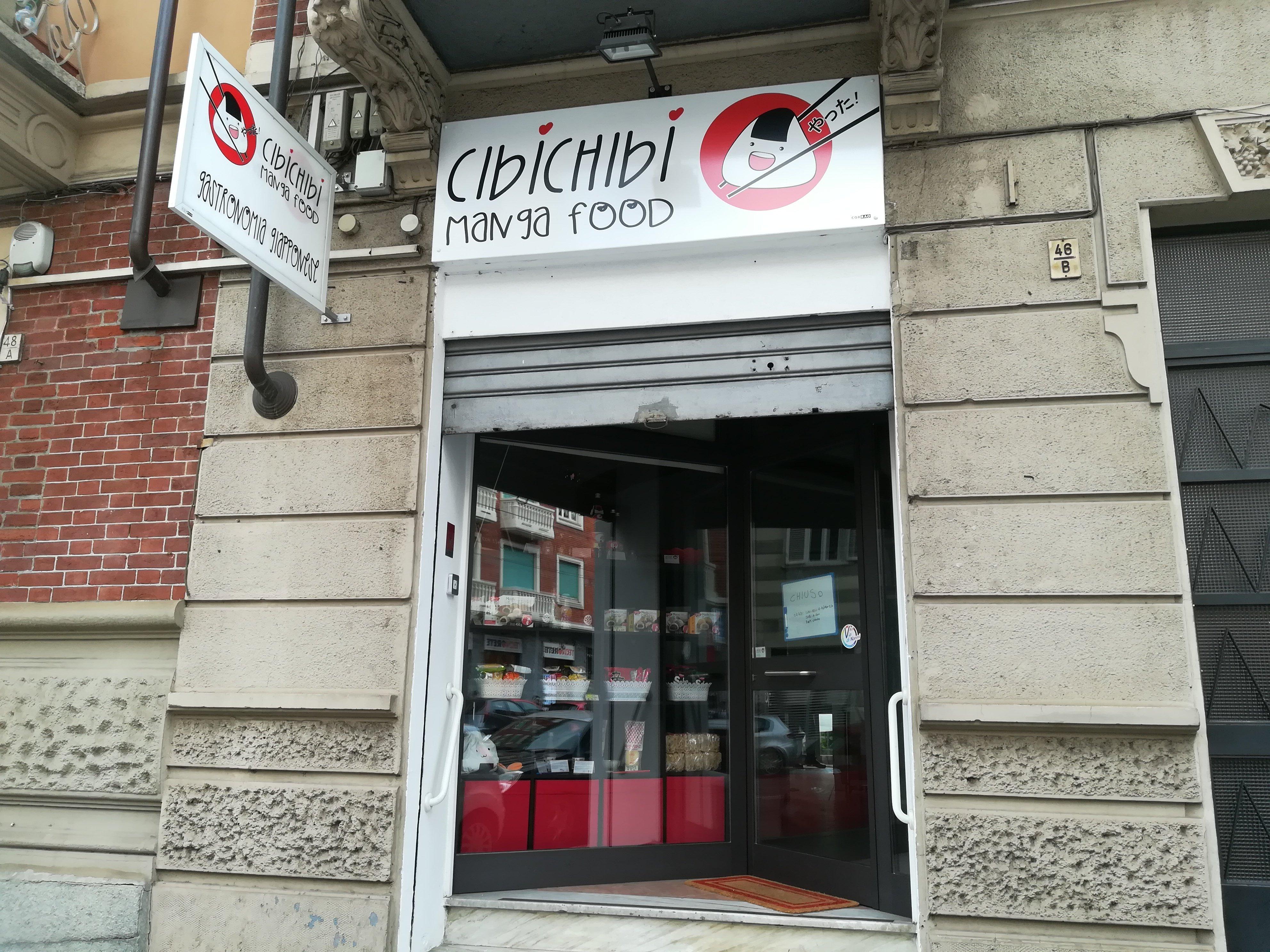 Cibichibi Manga Food, Torino