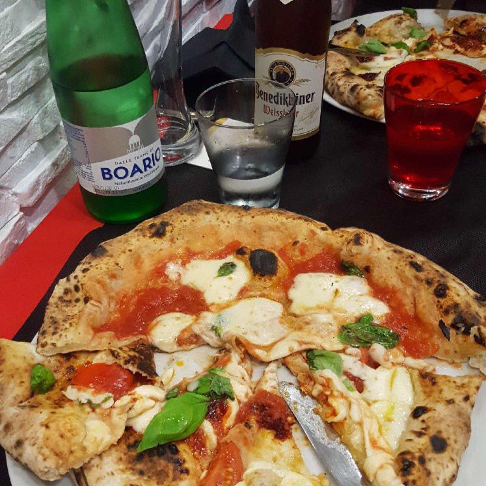 Pizzeria Bianco Farina, Bologna