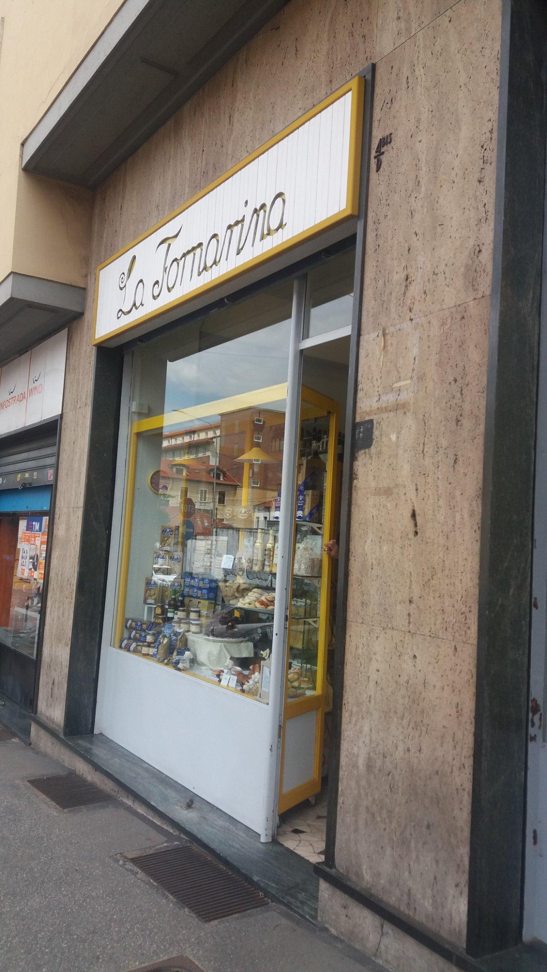 La Fornarina, Torino