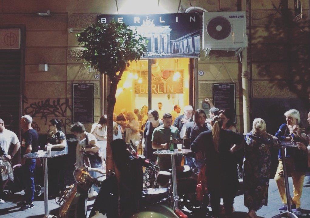 Berlin, Napoli