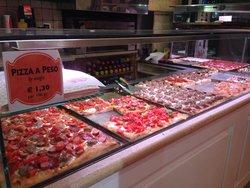 Antica Pizzeria Del Duomo, Firenze