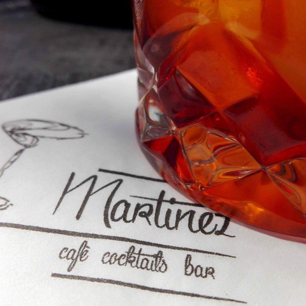 Martinez Cafè Cocktail Bar, Cesenatico