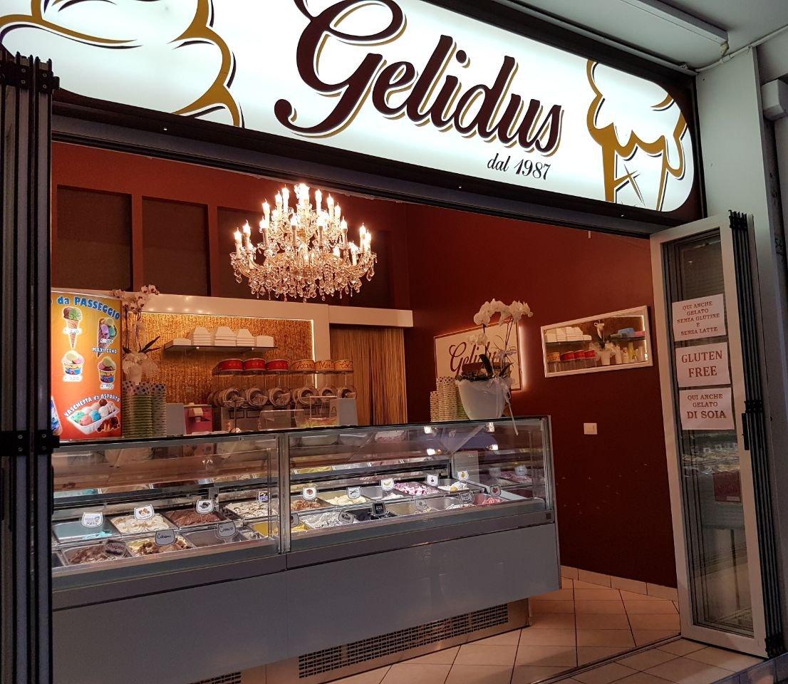 Gelateria Gelidus, Bibione