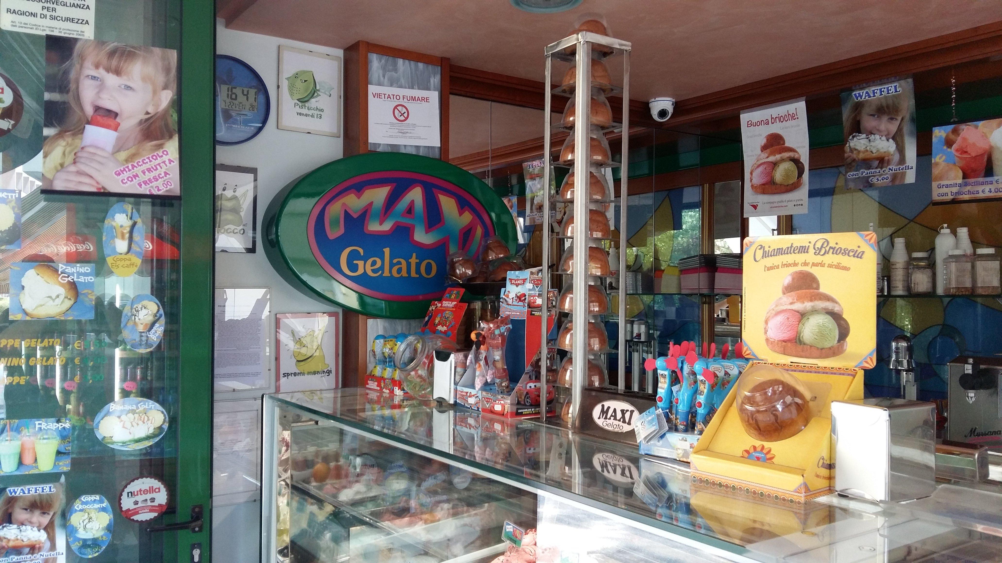 Maxi Gelato, Bibione