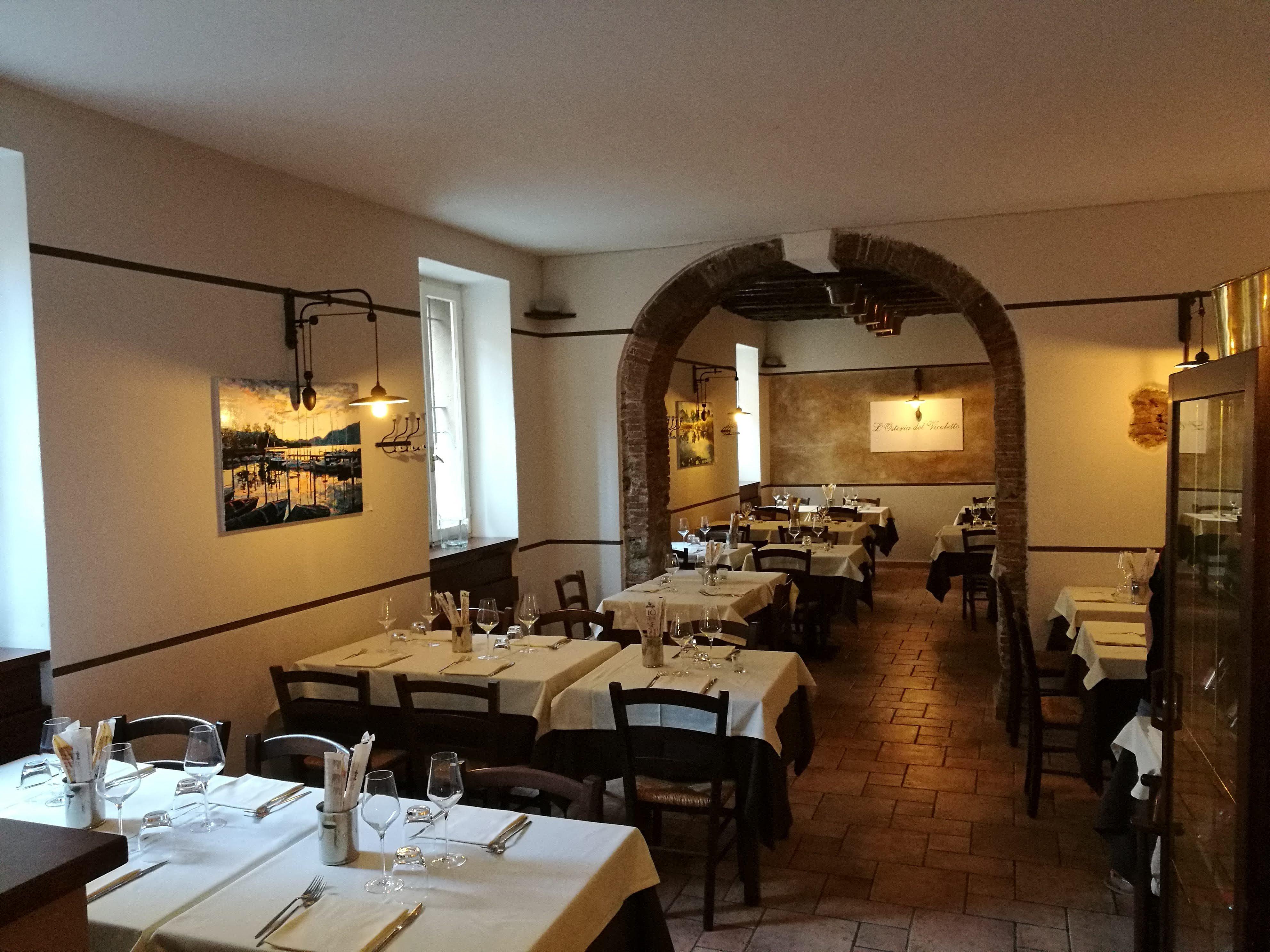 L\'osteria Del Vicoletto a Iseo - Menù, prezzi, recensioni ...