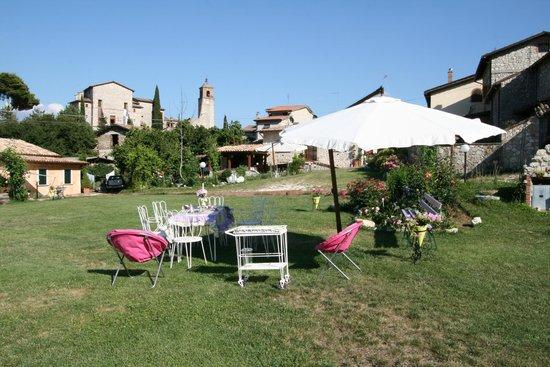 Agriturismo Antico Borgo De' Ferrari, Greccio