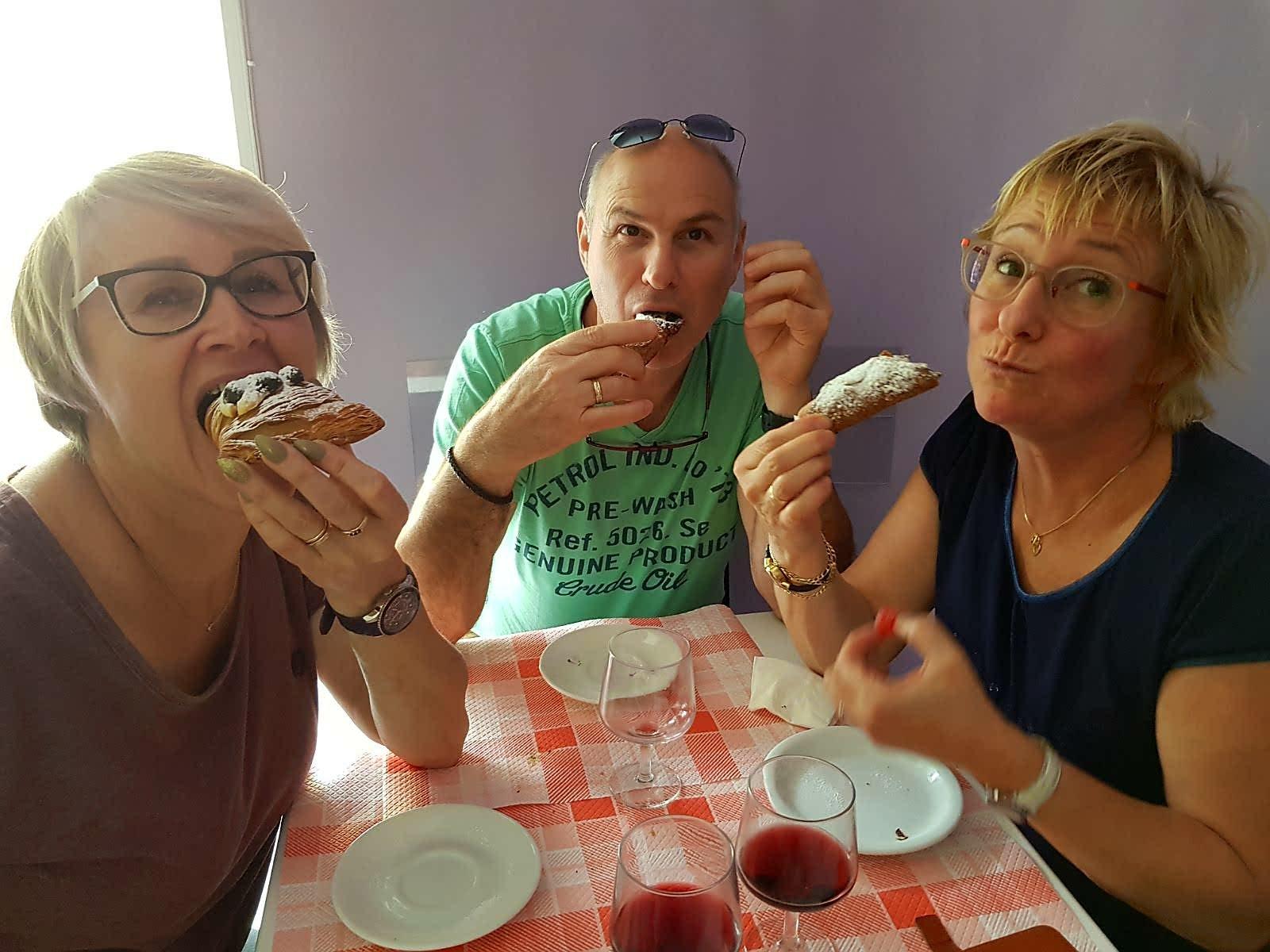 Gastronomikey, Agerola