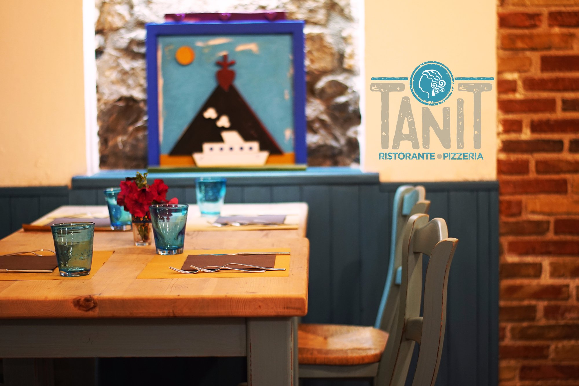 Tanit, Santa Flavia