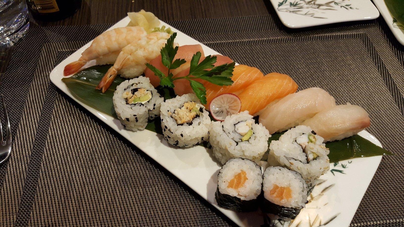 Sushi Joy, Ala