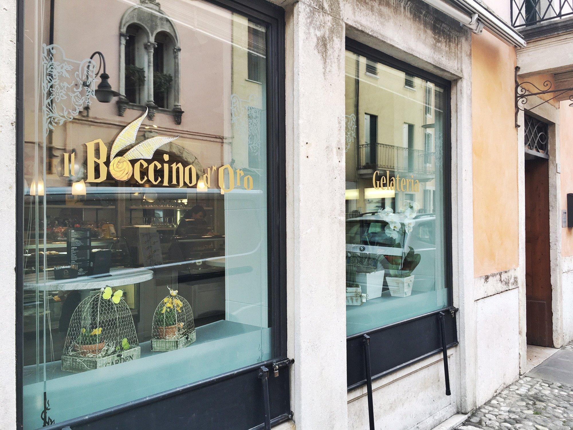 Pasticceria Gelateria Il Boccino D'oro, Montebello Vicentino