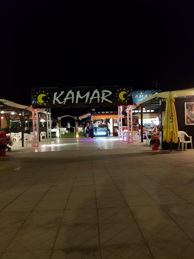 Lido Kamar, Venetico