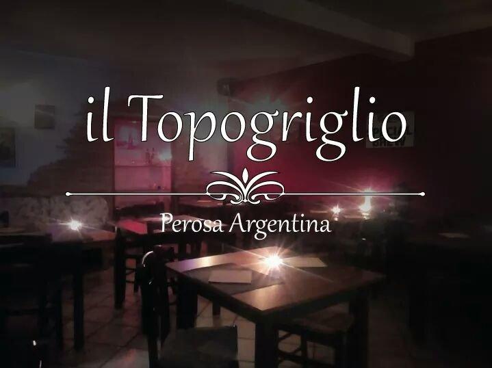Il Topogriglio, Perosa Argentina