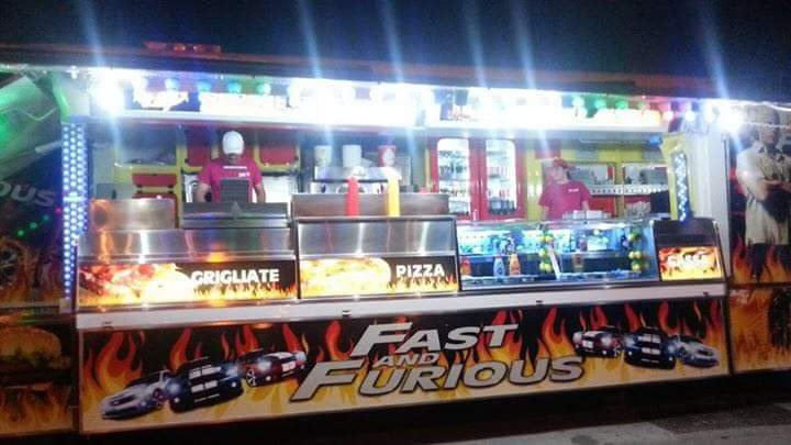 Paninoteca Fast And Furious, Baiano