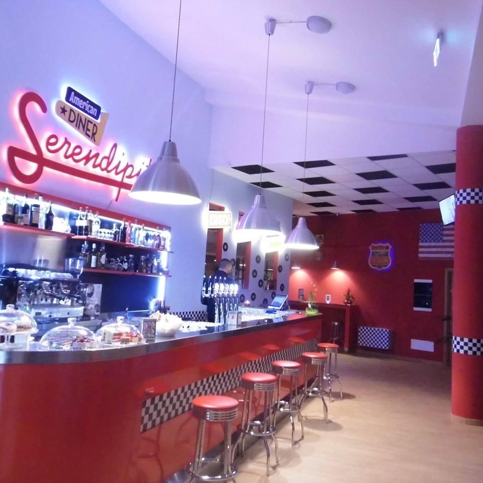 Serendipity American Diner, Montefusco