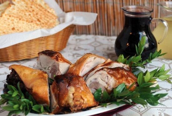 Foto del ristorante AGRITURISMO LA FONTANA DEI DESIDERI
