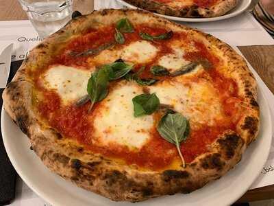 Span Pizzeria, Bologna