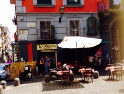 Ristorante La Piazzetta, Napoli