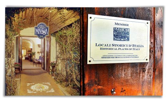 Foto del ristorante Antica Hostaria Massa
