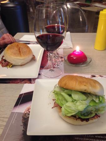 Foto del ristorante Cerrone Burger Bar