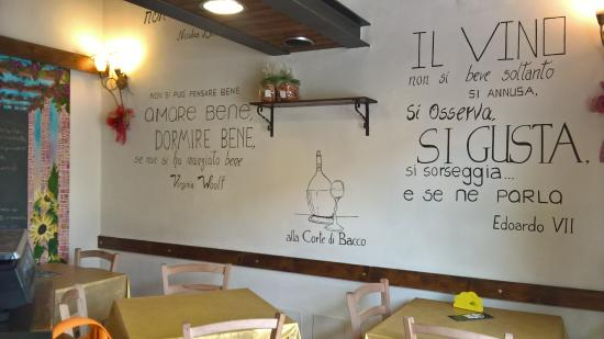Foto del ristorante Alla Corte di Bacco