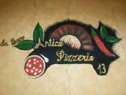 Foto del ristorante ANTICA PIZZERIA 13