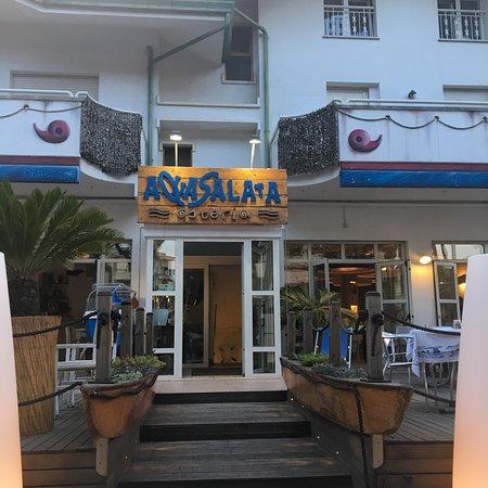 Foto del ristorante Aquasalata da Manuel