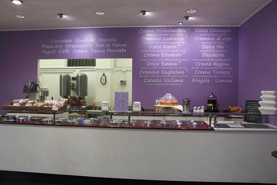 Foto del ristorante La Sorbetteria Castiglione, Via Marzabotto