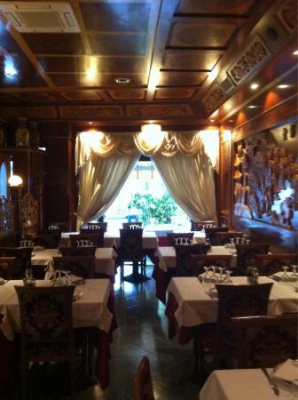 Xin Du Restaurant, Roma