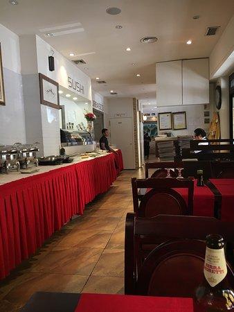 Wok Restaurant, Roma