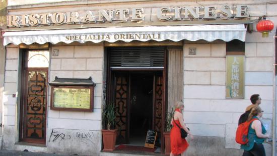 Ristorante Cinese, Roma
