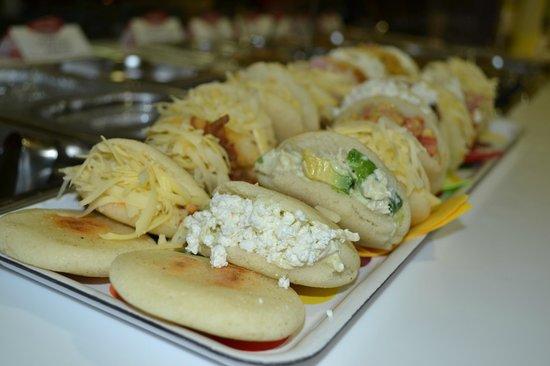 Foto del ristorante AREPERA