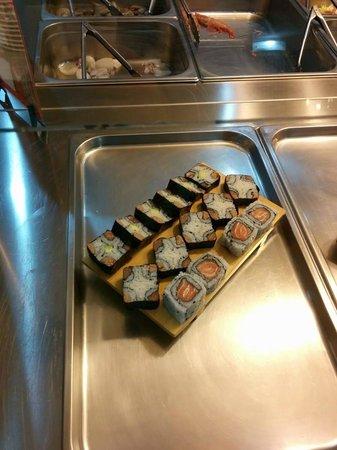 Sushi Wok, Quart