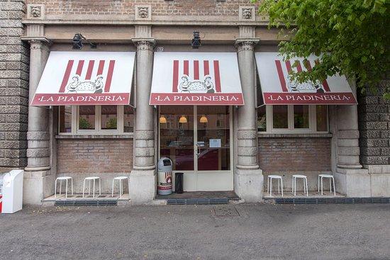 Foto del ristorante LA PIADINERIA - Brescia, Via Solferino