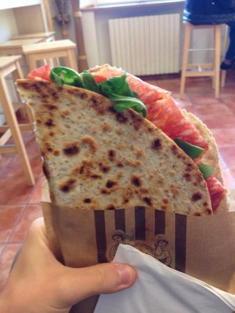 Foto del ristorante LA PIADINERIA - Parma, Via Gramsci