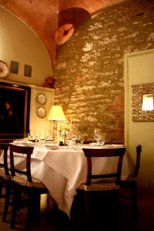 Osteria Il Granaio, Rapolano Terme