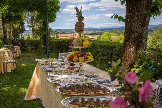 Foto del ristorante Villa Scacciapensieri