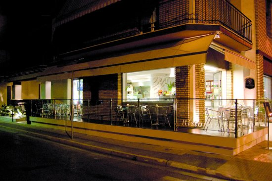 La Locomotiva Restaurant, Chiaravalle
