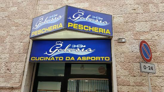 Foto del ristorante Pescheria Golosia Macerata