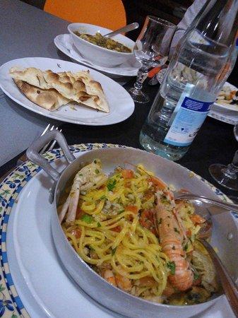 Ristorante Le Vele a Marotta - Menù, prezzi, recensioni del ristorante
