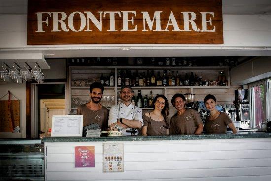 Foto del ristorante Fronte Mare Pesaro
