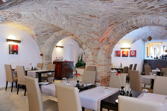 Hotel Leone Restaurant, Montelparo