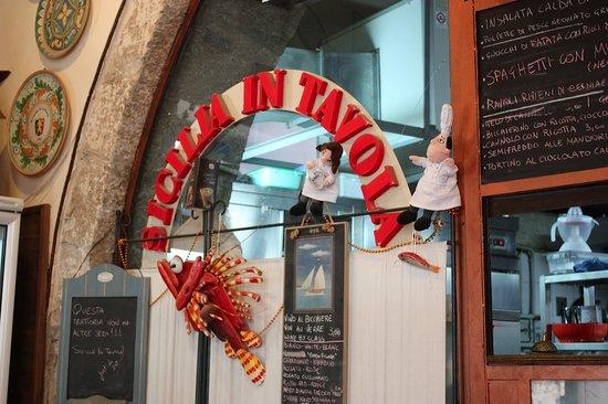 Foto del ristorante SICILIA IN TAVOLA