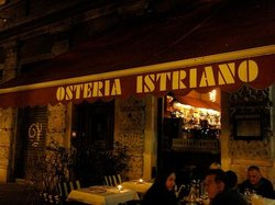 Osteria Istriano, Trieste