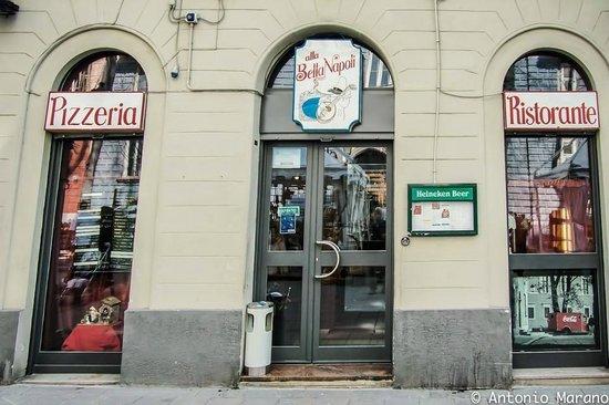 Pizzeria Bella Napoli, Trieste